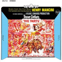 Henry Mancini -The Party