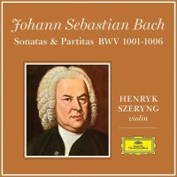 Henryk Szeryng - J.s. Bach: 6 Sonatas And Partitas For Violin Solo