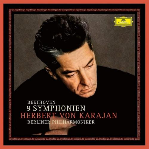 Herbert Von Karajan Berlin Philharmonic - Beethoven: Die Symphonien