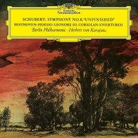 Herbert Von Karajan/berliner Philharmoniker - Schubert: Symphony No.8; Beethoven: Overtures