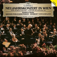Herbert Von Karajan -New Year's Concert In Vienna 1987