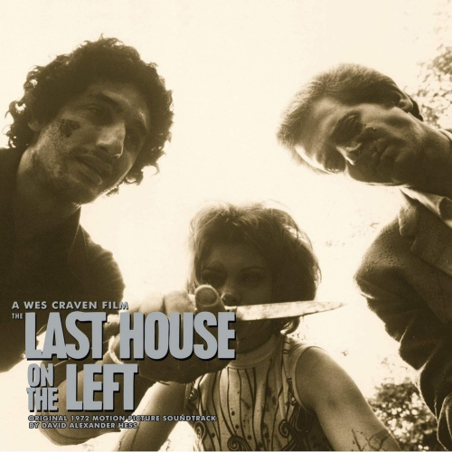 David Hess - Last House On The Left / O.s.t.