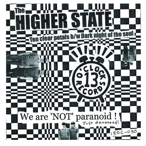 Higher State - Ten Clear Petals / Dark Night Of The Soul