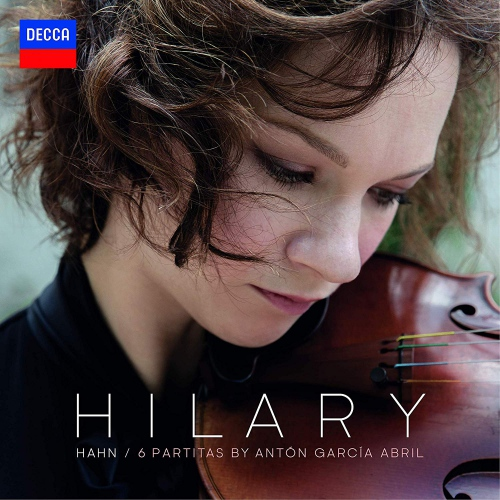 Hilary Hahn - Garc¡a Abril: 6 Partitas