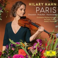 Hilary Hahn / Mikko Franck / Orchestre Philharmonique -Paris