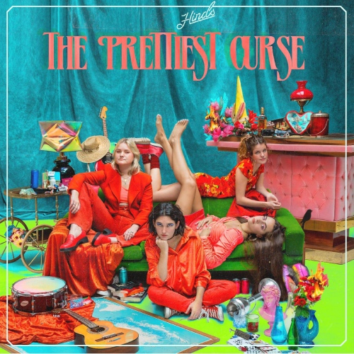 Hinds -The Prettiest Curse
