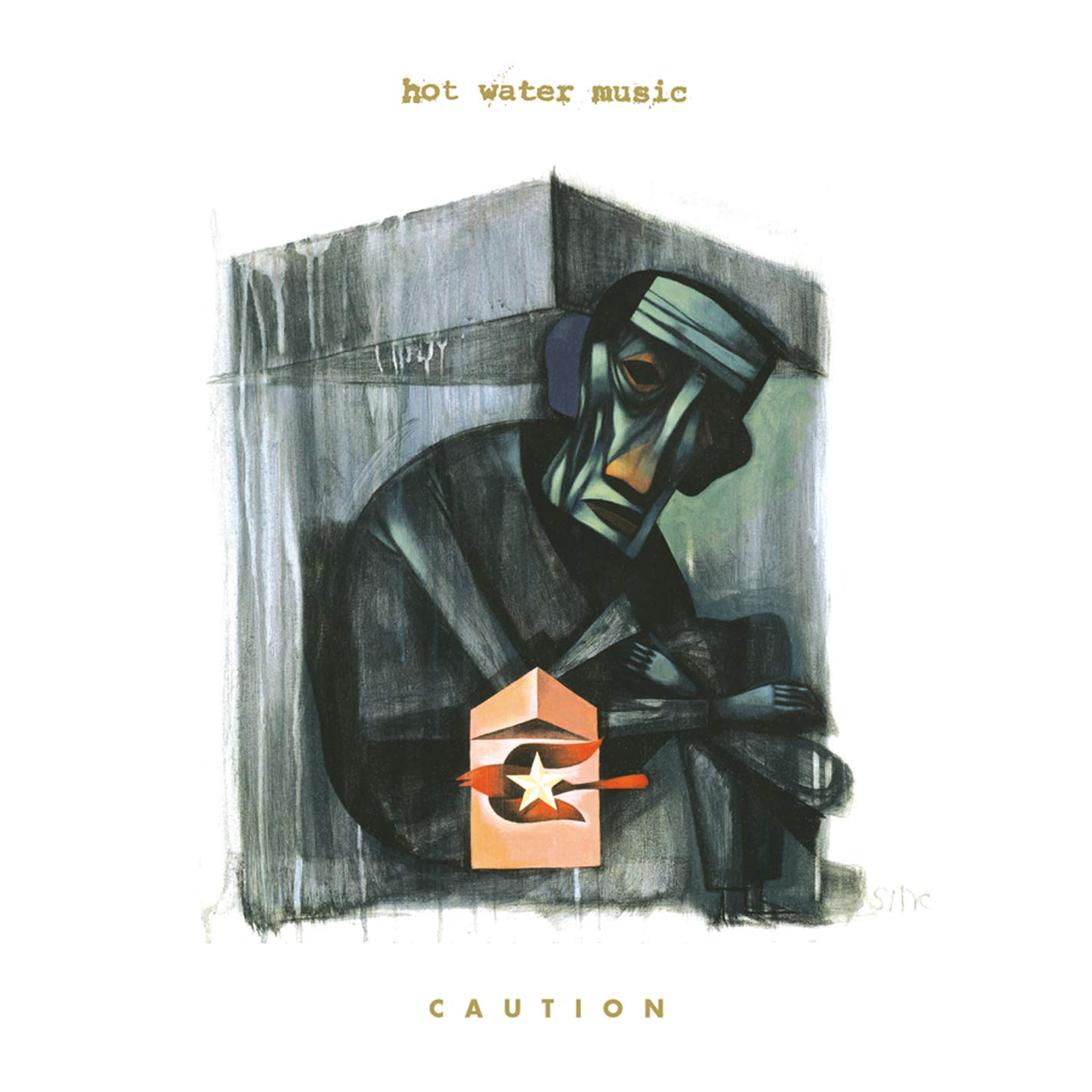 Hot Water Music -Caution