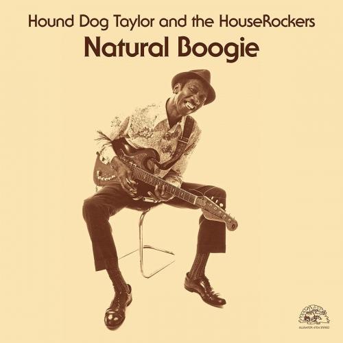 Hound Dog Taylor - Natural Boogie