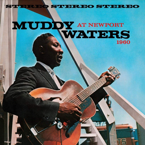 Howlin' Wolf - Muddy Waters At Newport Translucent Blue Audiophile Anniversary Edition