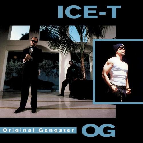 Ice-T - O.g. Original Gangster Marbled Blue