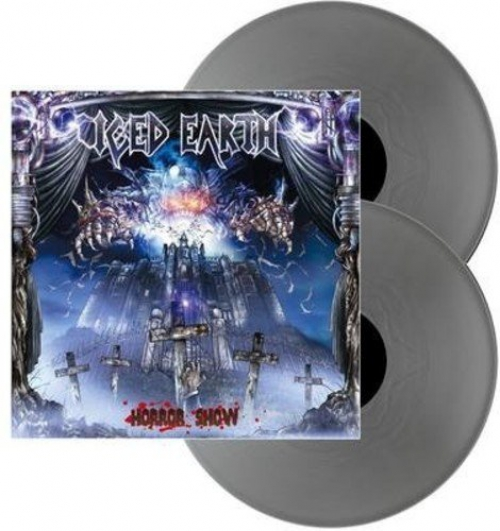 Iced Earth Horror Show Upcoming Vinyl September 2 2016