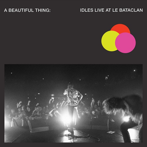 Idles -A Beautiful Thing: Idles Live At Le Bataclan Neon Clear