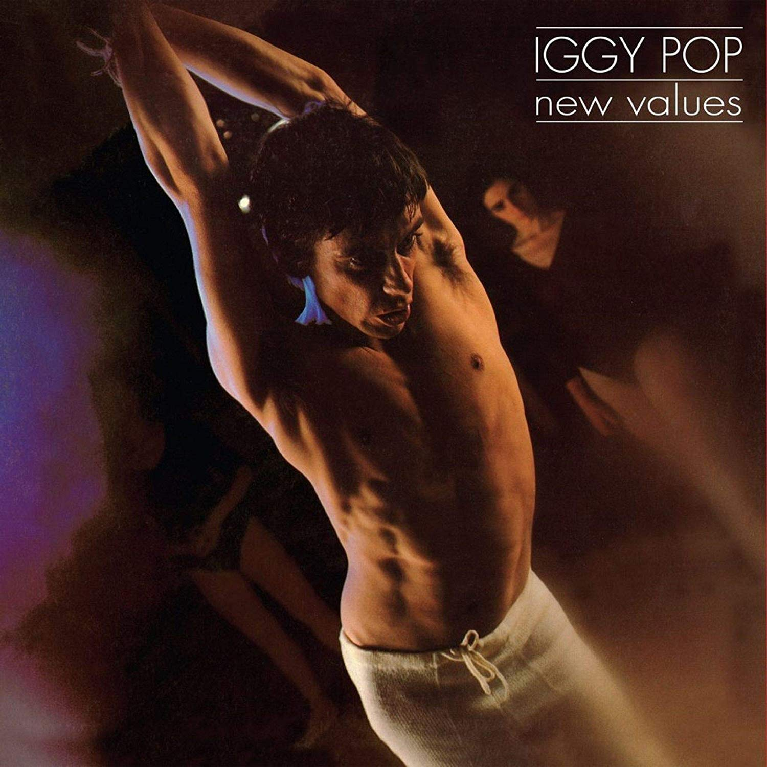 Iggy Pop - New Values Audiophile Limited Anniversary Edition Poster