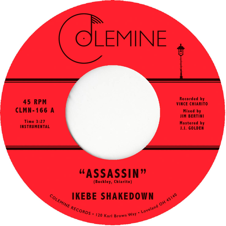 Ikebe Shakedown - Assassin