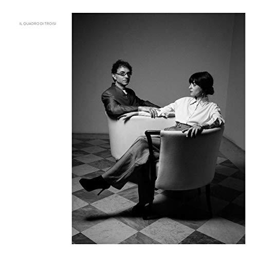 Il Quadro Di Troisi  /  Eva Geist  /  Donato Dozzy -Il Quadro Di Troisi