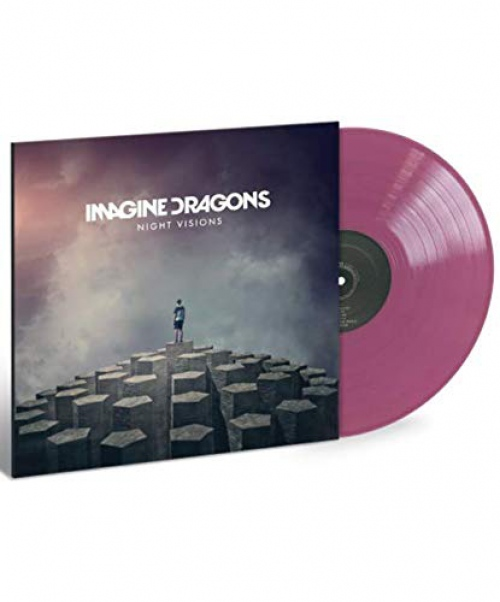 Imagine Dragons -Night Visions Lavender