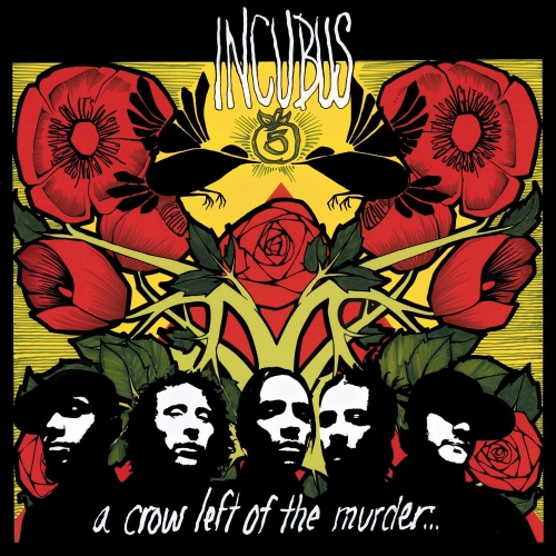 Incubus - Crow Left Of The Murder [Limited Transparent Yellow Colored Vinyl]