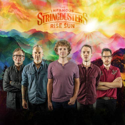 Infamous Stringdusters - Rise Sun | Upcoming Vinyl (May 10