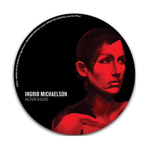 Ingrid Michaelson - Alter Egos (Picture disc)
