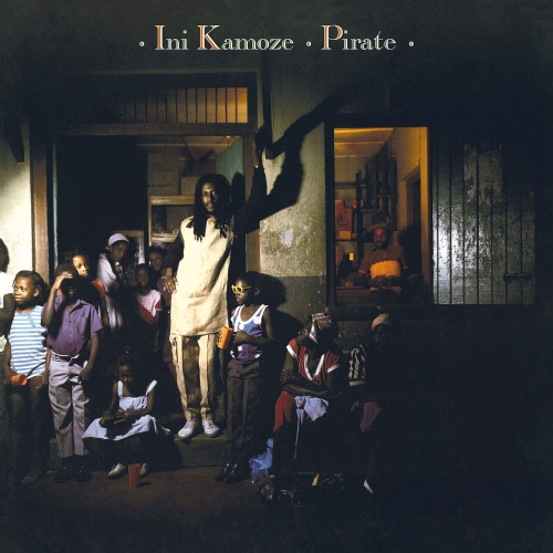 Ini Kamoze - Pirate