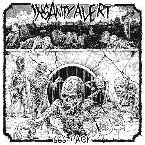 Insanity Alert -666-Pack