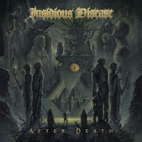 Insidious Disease - After Death (Olive / mustard swirl vinyl)