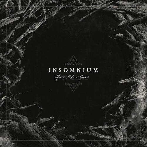 Insomnium - Heart Like A Grave Black