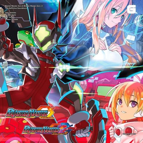 Ippo Yamada - Blaster Master Zero & Blaster Master Zero 2