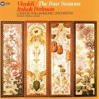 Itzhak Perlman /  London Philharmonic -Vivaldi: The Four Seasons
