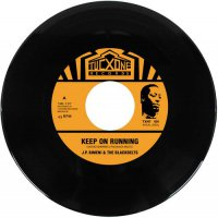 J.p. Bimeni & The Black Belts -Keep On Running / I Miss You