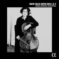 J.s. Bach /  Wieder-Atherton -Cello Suites 1 & 2