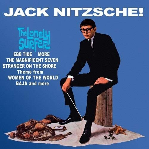 Jack Nitzsche - Lonely Surfer