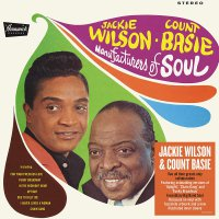 Jackie Wilson -Manufacturers Of Soul