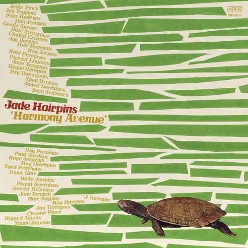 Jade Hairpins -Harmony Avenue
