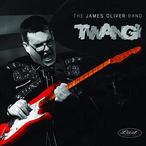 James Band Oliver - Twang