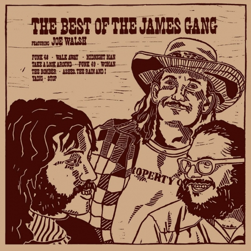 James Gang - The Best Of The James Gang Featuring Joe Walsh All-Analog