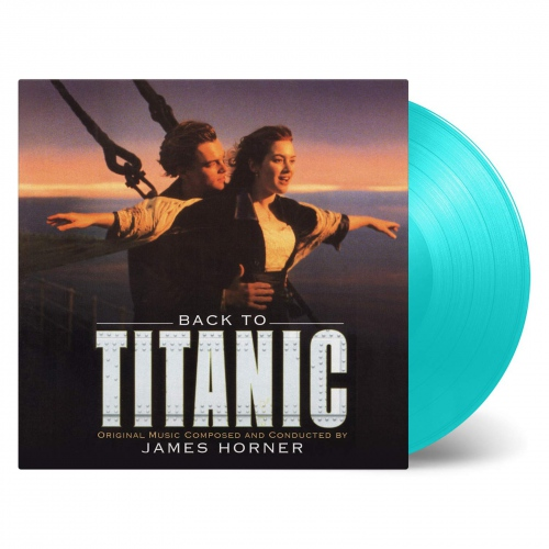 James Horner - Back To Titanic