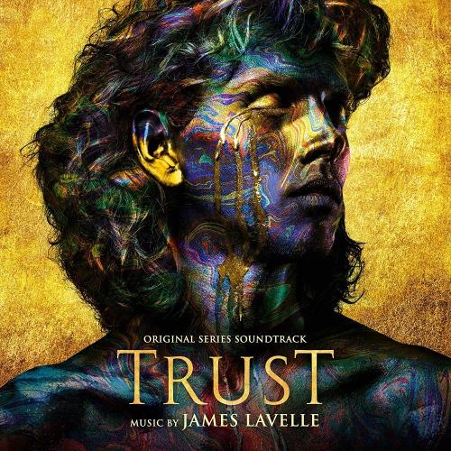 James Lavelle - Trust (Original Series Soundtrack) (2X Lp 1 Black Disc 1 Gold Disc)
