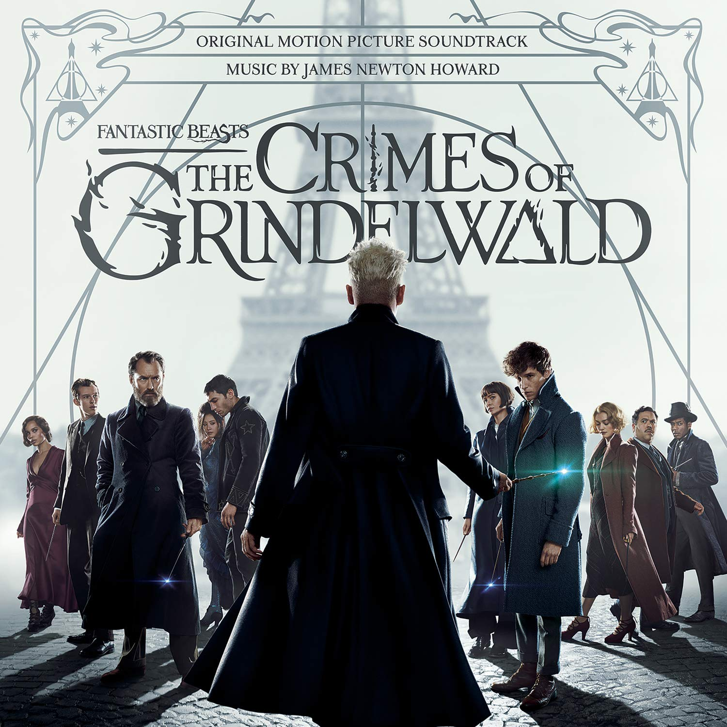 James Newton Howard - Fantastic Beasts: Crimes Of Grindelwald Original Soundtrack
