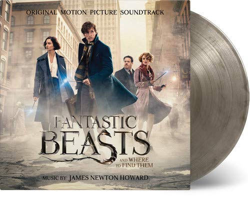 James Newton Howard - Fantastic Beasts & Where To Find Them Original Soundtrack