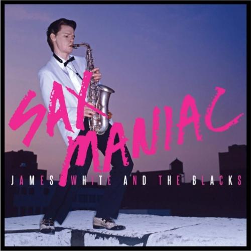 James  The Blacks White - Sax Maniac