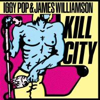 James Williamson - Kill City (Color Vinyl)