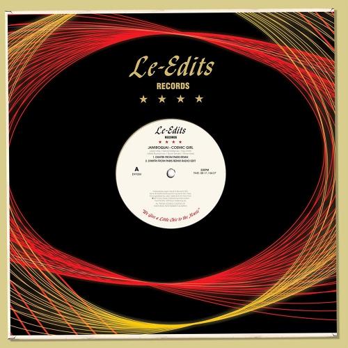 Jamiroquai - Cosmic Girl Dimitri From Paris Remixes