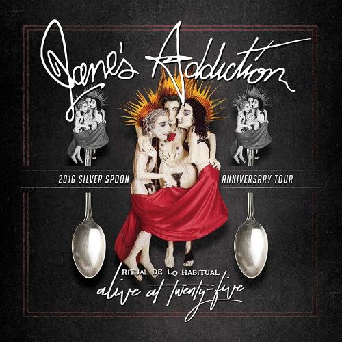 Jane's Addiction - Alive At Twenty-Five - Ritual De Lo Habitual Live