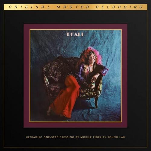 Janis Joplin -Pearl