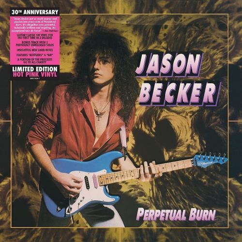 Jason Becker - Perpetual Burn: 30Th Anniversary