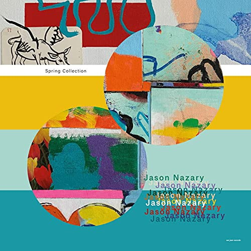 Jason Nazary -Spring Collection