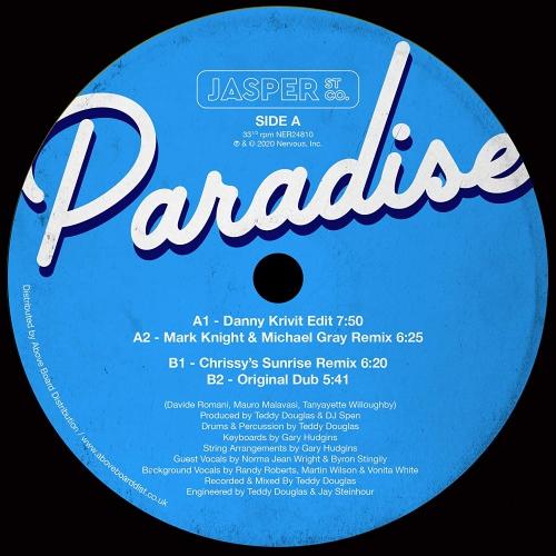 Jasper St. Co. -Paradise