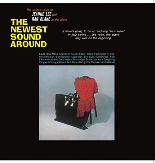 Jeanne Lee - Newest Sound Around