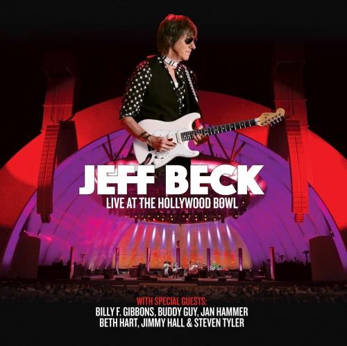 Jeff Beck Live At The Hollywood Bowl Upcoming Vinyl